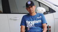 Mantan pelatih Arema, Joko Susilo akan ke Madrid untuk melanjutkan rangkaian kursus kepelatihan AFC Pro. (Bola.com/Iwan Setiawan)