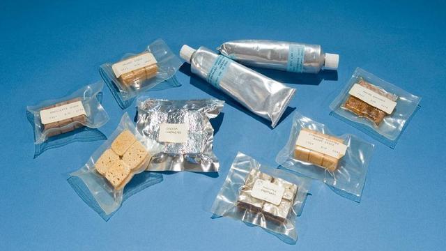 Melihat Makanan Para Astronot NASA di Luar Angkasa