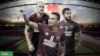 Final Piala Indonesia: PSM Makassar. (Bola.com/Dody Iryawan)