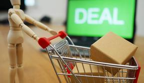 Ilustrasi belanja online. Sumber foto: unsplash.com/Mein Deal.