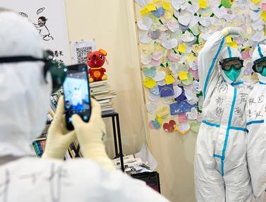 China Tutup Rumah Sakit Darurat Virus Corona di Wuhan