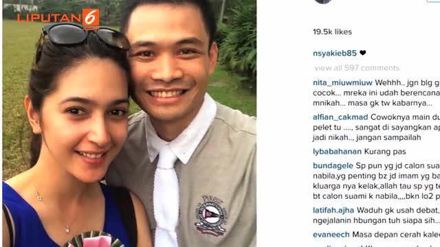 Kabar pernikahan Nabila terbilang mengejutkan, pasalnya gadis asal Bogor itu selalu tertutup bicara tentang kisah asmaranya.