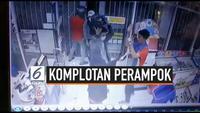 Polres Bogor menangkap 11 pelaku perampokan mini market. Para perampok beroperasi di wilayah Bogor, Banten, dan Bekasi. Sebelum melakukan aksinya para mereka mengkonsumsi narkoba jenis sabu.