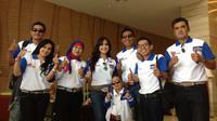 Keinginan Dahlan Iskan untuk menjadi Calon Presidan RI pada Pemilu 2014, mendapat sambutan positif dari para artis dan komedian.