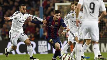 La Liga Perkenalkan Identitas Baru El Clasico Barcelona vs Real Madrid
