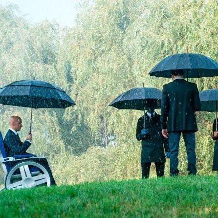 Adegan di X-Men: Dark Phoenix. (Entertainment Weekly)