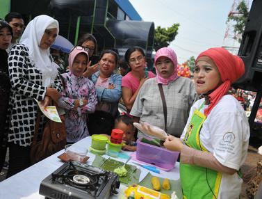20160910 Belajar Membuat Jajanan Pasar Bersama Ibu-Ibu PKK