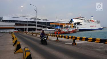 Melihat Megahnya Terminal Penyeberangan Eksekutif Sosoro Merak