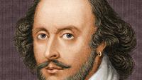 William Shakespeare. (biography.com)