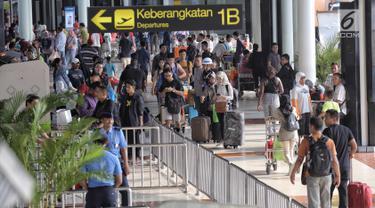 Pekan Terakhir Jelang Lebaran, Bandara Soetta Mulai Dipadati Pemudik