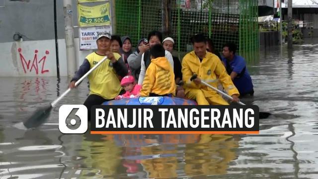 banjir Kota Tangerang thumbnail