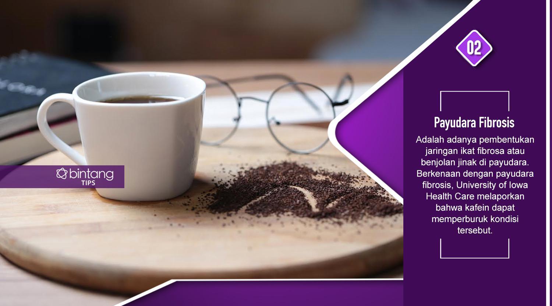Ini yang harus diketahui cewek penggemar kopi. (Foto: Deki Prayoga, Digital Imaging: M. Iqbal Nurfajri/Bintang.com)