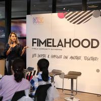 Event seru Fimelahood #MyCareer Matter kembali hadir di akhir April nanti, buat kamu yang pengin ikutan, yuk langsung daftar sekarang juga. (Fimela.com/Adrian Putra)