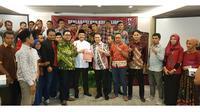 Alumni GMNI Deklarasikan Diri Menangkan Gus Ipul-Mbak Puti.