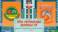 Shopee Liga 1 - Tira Persikabo Vs Borneo FC (Bola.com/Adreanus Titus)