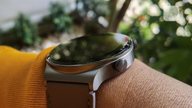 Huawei Watch GT 2 Pro. Liputan6.com/Iskandar