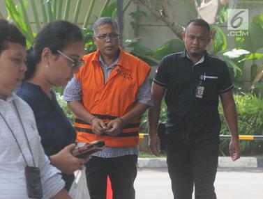 KPK Kembali Periksa Tersangka Suap Air Minum Kementerian PUPR