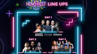 Nano Fest 2020 siap digelar dengan bintang ternama