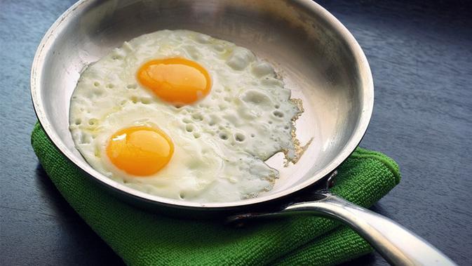 Ilustrasi memasak telur (pixabay.com)