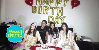 Anang berhalangan hadir ke acara perayaan ulang tahun Azriel Hermansyah yang ke-16.