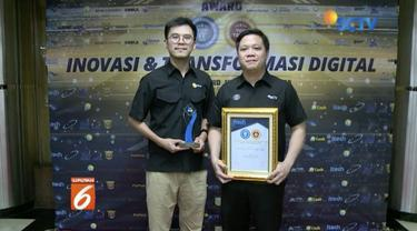 SCTV raih penghargaan Top 10 Corporate Best Picture dari Top It dan Telco 2019.