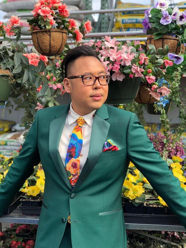 Covid 19: Ayah Tiri Pelakon Crazy Rich Asians Meninggal Dunia