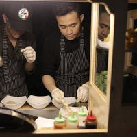 Street food ala hotel. (Foto: Marriott International)