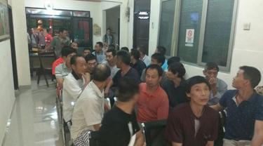 WN Tiongkok di Bogor
