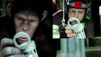 Baru-baru  ini, para pemain dan kru Dawn of the Planet of the Apes berbicara perihal peluang Andy Serkis untuk mendapatkan piala Oscar.