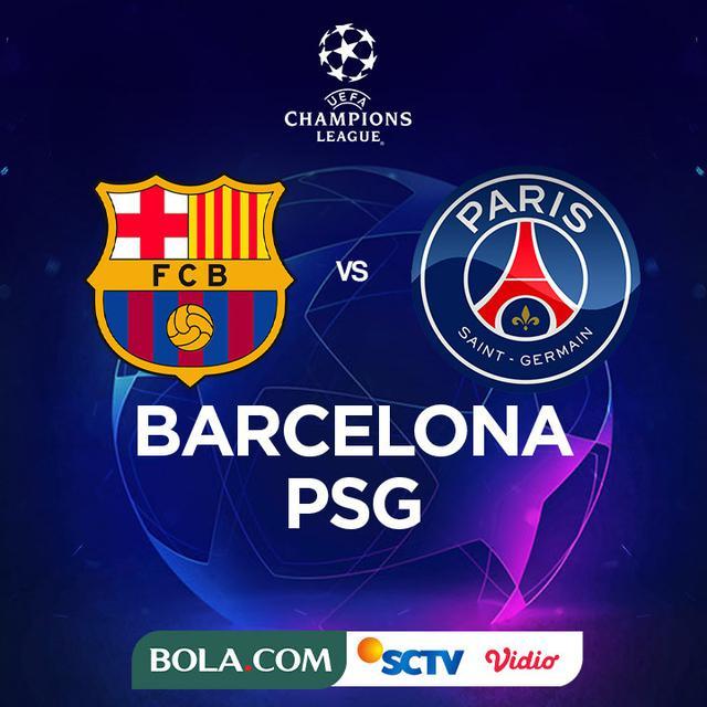 Prediksi Liga Champions Barcelona Vs Psg Kans Berpesta Di Camp Nou Dunia Bola Com