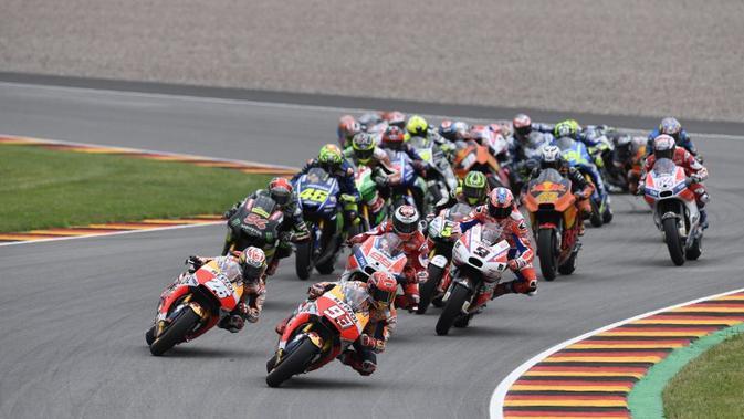 Dorna Umumkan Jadwal MotoGP 2020 Pekan Depan