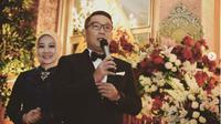 Gubenur Jawa Barat Ridwan Kamil dan istri. (dok.Instagram @ridwankamilhttps://www.instagram.com/p/BqrqwHYnvG3/Henry