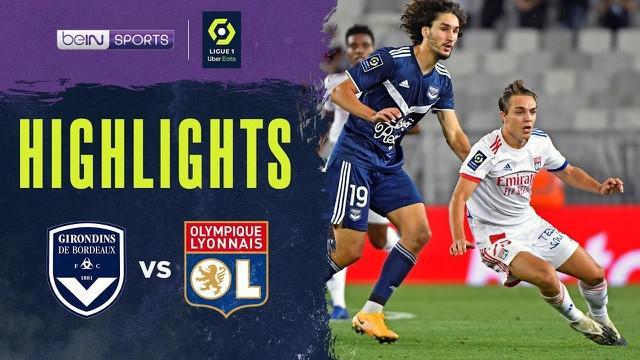 Berita Video Highlight Liga Prancis, Lyon Ditahan Imbang Bordeaux 0-0