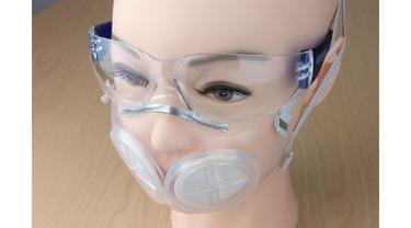 Peneliti MIT Kembangkan Masker Mirip N95 untuk Pemakaian Berulang