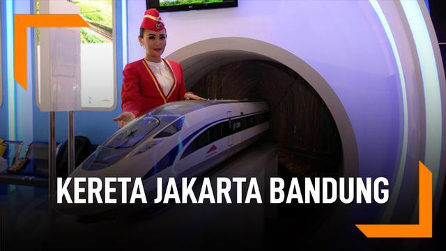 Perkembangan Pembangunan Kereta Cepat Jakarta Bandung