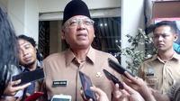 Bupati Malang, Rendra Kresna (Liputan6.com/Zainul Arifin)