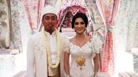 Fanny Ghassani resmi menikah