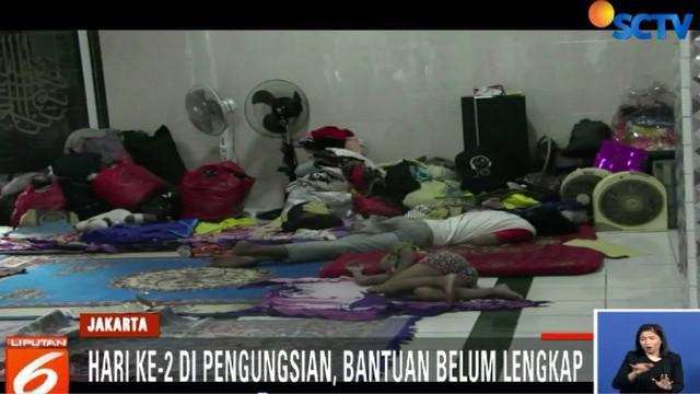 Terkait hal ini, Gubernur Anies Baswedan menyatakan akan mempersiapkan semua kebutuhan para pengungsi.