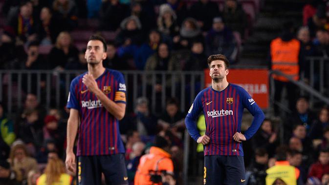 Barcelona Kalahkan Leganes di Liga Spanyol  AP 5
