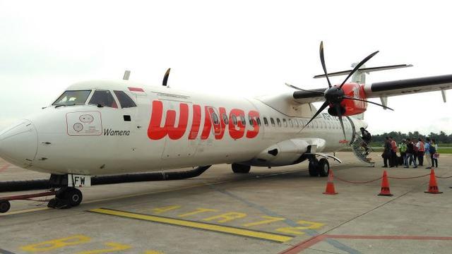 Avtur Mahal Wings Air Tutup 7 Rute Penerbangan Bisnis Liputan6 Com