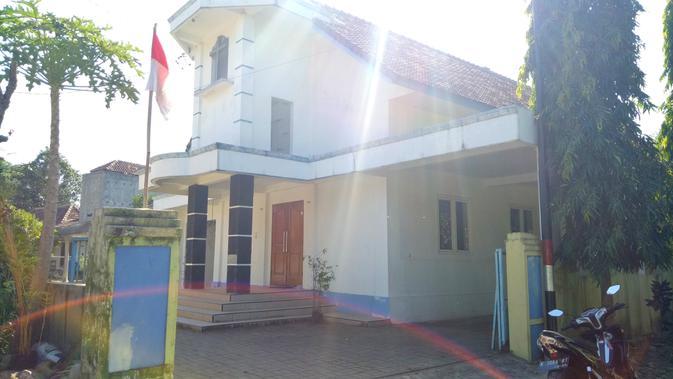 Gereja Katolik yang ada di Desa Tanjungrejo, Kudus. (Liputan6.com/Rita Ayuningtyas)
