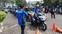 Untuk memompa semangat berkendara aman, Jarak Aman menggelar Mini Road Safety Festival (MRSF)