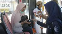 Rute baru Suroboyo Bus (Foto:Liputan6.com/Dian Kurniawan)