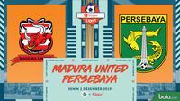 Shopee Liga 1 - Madura United Vs Persebaya Surabaya (Bola.com/Adreanus Titus)