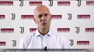 Kolaborasi Unik Ariston dan Juventus demi Atasi Tantangan dan Jadi Juara di Indonesia
