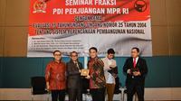 Seminar Evaluasi 15 Tahun Undang-Undang Nomor 25 tahun 2004 tentang Sistem Perencanaan Pembangunan Nasional.