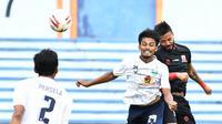 Madura United menang dengan skor tipis 1-0 atas Persela Lamongan di Stadion Surajaya, Lamongan, Sabtu (19/6/2021) sore. (Bola.com/Dok Persela)