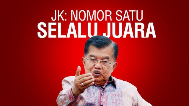 Wakil Presiden Jusuf Kalla ikut menjajal Tanya Cepat setelah melakukan wawancara dengan www.sulawesita.com. Apa saja kira-kira jawaban Pak JK? Yuk coba kita dengar.