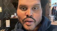 The Weeknd (Instagram/ theweeknd)