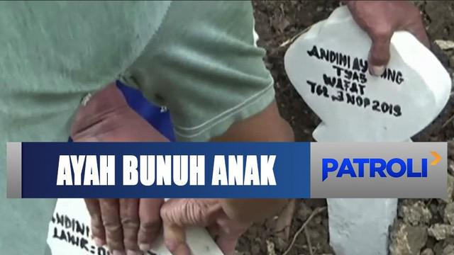 Polisi menangkap seorang pria yang melakukan penganiayaan pada bayi berusia lima bulan di Ngawi, Jawa Timur.